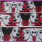 1 Metre, 101 DALMATIONS, 25mm, Grosgrain, Dog Ribbon, 1 inch, Crafts