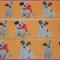1 Metre, JACK RUSSELL, 22mm, Grosgrain ,Dog, Ribbon, 7/8, Crafts