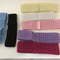 Varied Sizes and Assorted Colours Stretch Waffle Headbands - Bag of 62