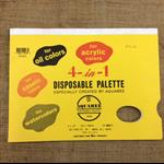 Disposable Palette