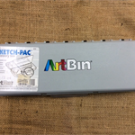 Art Bin Sketch-Pac Accessory Box