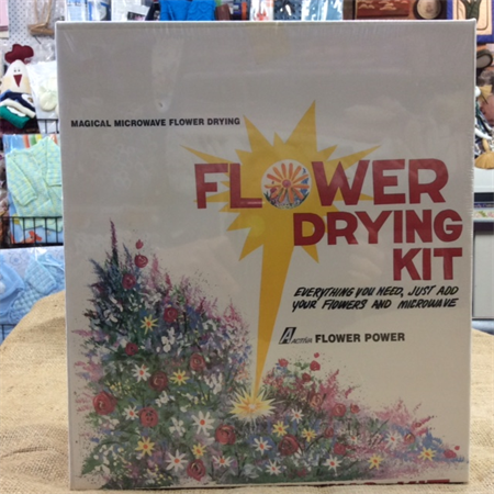 Flower Drying Kit