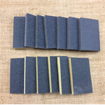 Sponge Sanding Pads (Scrubbers)