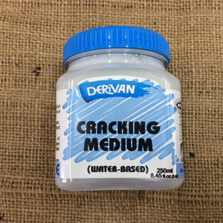 Derivan Cracking Medium (water based)