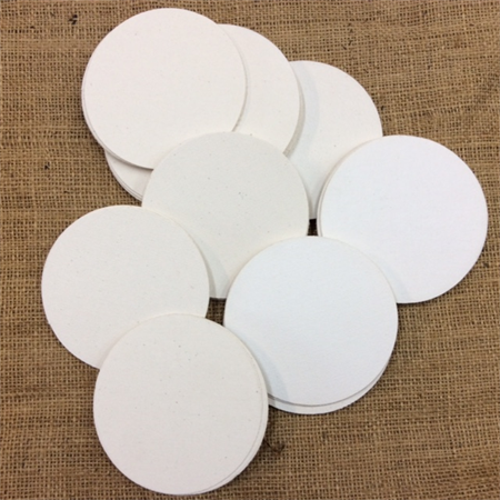 Canvas Discs - Coasters