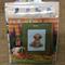 Cross Stitch kit with frame