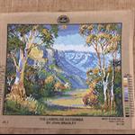 Tapestry - DMC - The Landslide Katoomba by John Bradley