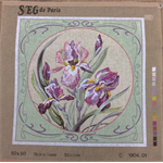 Tapestry - SEG de Paris - Irises