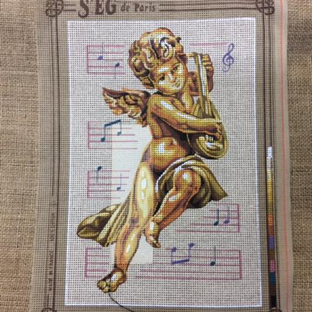 Tapestry- SEG de Paris - musical cherub