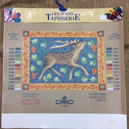 Tapestry - DMC - Deer Stag