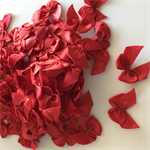 50 Gorgeous Red Small Bows