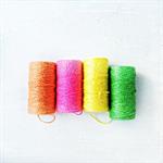 Chunky Neon Green Twine {10.0m} | Jute Twine | Chunky Twine | Neon Green Twine