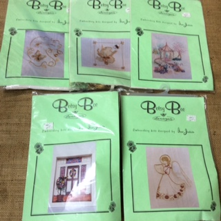 Betsy Bee Embroidery Kit