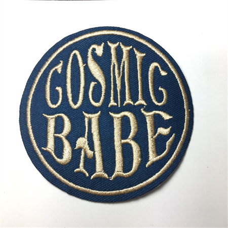 Cosmic Babe - Iron on Appliqué Patch