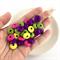 30 x mixed wooden beads - mix #1