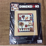 Dimensions Counted Cross Stitch - Quilting Bee