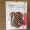 Sunset Crewel Embroidery Kit - Seasonal Quartet