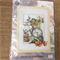 DMC Counted Cross Stitch Kit - Bicycle, Pitch Fork, Vegetables