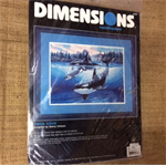 Dimensions Needlepoint Kit -