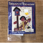 Felt Stitchery Kit - Threads of Friendship