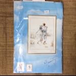 Lanarte Counted Cross Stitch Kit - Voor 't aparte