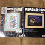 Dimensions No Count Cross Stitch Kit