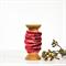 Pink Velvet Glitter Ribbon {5.0m} Sparkly Gift Ribbon | Glitter Gift Ribbon