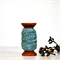 Aqua Blue Velvet Glitter Ribbon {5.0m} Sparkly Gift Ribbon | Glitter Gift Ribbon