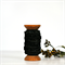 Black Velvet Glitter Ribbon {5.0m} Sparkly Gift Ribbon | Glitter Gift Ribbon