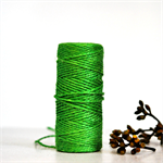 Bright Green {10m} Chunky Twine | Jute Twine | Chunky Twine | Christmas in July