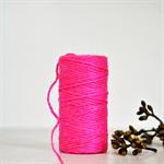 Neon Pink Chunky Twine {10.0m} | Jute Twine | Chunky Twine | Neon Pink Twine