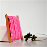 Chunky Lolly Pink Twine {10m} | Chunky Twine | Lolly Pink Twine | Rustic Twine