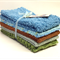 VINTAGE CHENILLE Fat Quarters, Quilting, Patchwork, Blues and Greens, Recycled