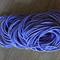 50 x Lilac Hair Elastics