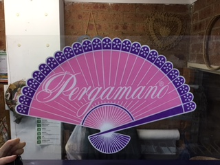 Parchment Craft perforating tool - Pergamano