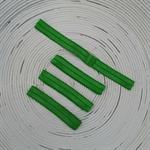 {Bright Green} Elastic Headbands (FOE) x 4