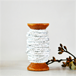 Super Chunky {30ply} Silver Twine {5.0m} | Gold White Bakers Twine or Cord