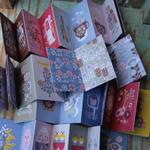 48 Alice in Wonderland  Stickers ~ Alice Labels ~ Alice Treat Bag Stickers