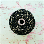 Super Chunky Cord {30ply} Black Twine {5.0m} | Black Gold Bakers Twine or Cord