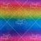 Rainbow Sparkle Illusions Vinyl