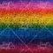 Rainbow Glitter Illusions Vinyl