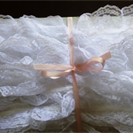 Birch Tricot Lace - Frilled