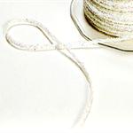 Sparkly White Tinsel Twine | Sparkly White Glitter String