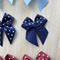 6 ribbon bows