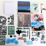 Card making kit (Men's birthday)