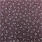 Burgundy Cotton Fabric - Stars, Hearts and Moons
