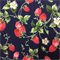 Fabric - cotton - strawberry print