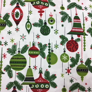 Christmas Cotton Fabric