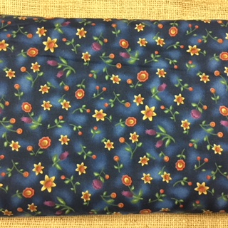 Fabric - cotton - floral print