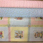 Fabric - Cotton - Suitable for Quilting